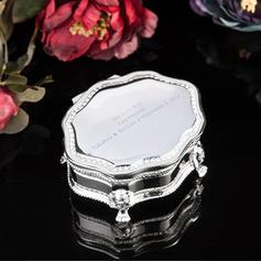 """Boîte à bijoux Alliage Dames personnalisé 3.94""""(Approximative 10cm) Mariage & Bijoux de Soirée"""