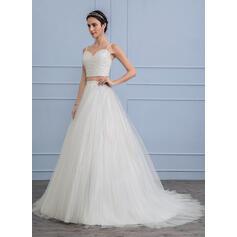 mère formelle des robes de mariée
