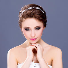 "Headbands Wedding/Special Occasion/Party Rhinestone/Alloy 5.91""(Approx.15cm) 0.78""(Approx.2cm) Headpieces"