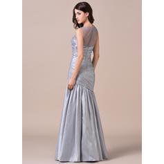 vestido de dama de honor blanco para boda