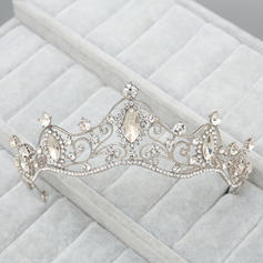 "Tiaras Wedding/Special Occasion/Carnival Alloy 5.90""(Approx.15cm) Beautiful Headpieces"