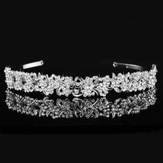 """Tiaras Wedding/Special Occasion Alloy 6.3""""(Approx.16cm) 0.78""""(Approx.2cm) Headpieces"""