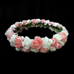 "Flower Girl's Headwear Wedding/Outdoor Paper 5.51""(Approx.14cm) Lovely Headpieces"