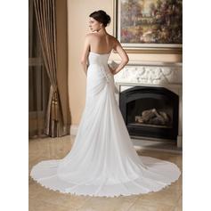 cheap jeweled wedding dresses