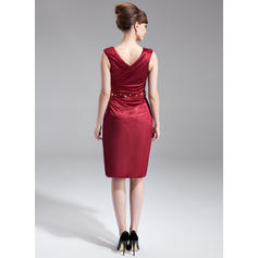 mother of the bride dresses brown