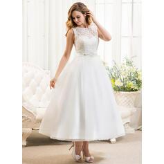 robes de mariée princesse à manches longues