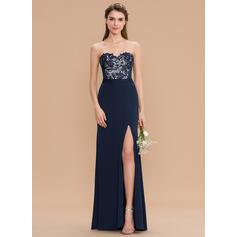 dark neutral bridesmaid dresses