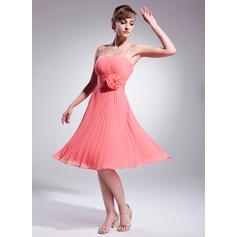 Magnificent A-Line/Princess Chiffon Cocktail Dresses (016008222)