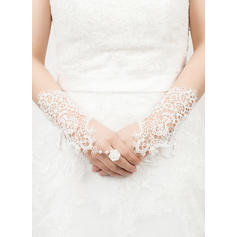 Lace Wrist Length Party/Fashion Gloves/Bridal Gloves Fingerless 23cm(Approx.9.06inch) Gloves