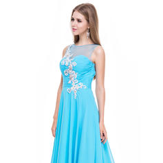 short prom dresses v-neck sleeveless