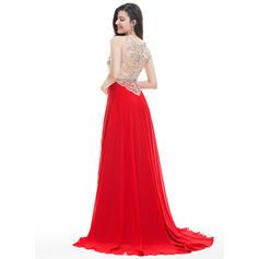 long prom dresses v neck