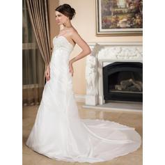 sølvgrå brudekjoler