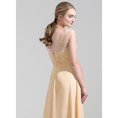 rose gold bridesmaid dresses long