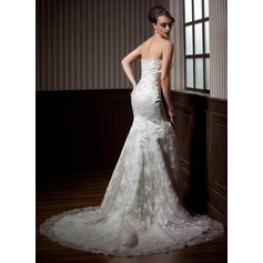 Madre romántica de los vestidos de novia