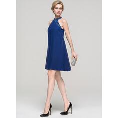 vestidos de cocktail plus size elegante