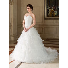 cheap lds modest wedding dresses