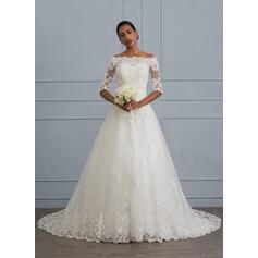 vestidos de noiva sereia com bling
