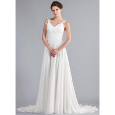 cheap jeweled wedding dresses