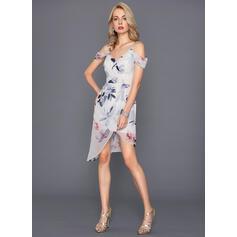 floor length cocktail dresses