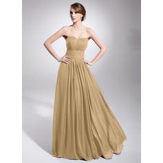 sparkly champagne en bordeaux bruidsmeisjes jurken