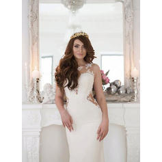 short cream wedding dresses with sleeves