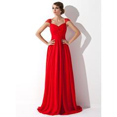 v neck evening dresses for women