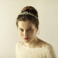 "Tiaras Wedding Alloy 6.69""(Approx.17cm) 7.09""(Approx.18cm) Headpieces"