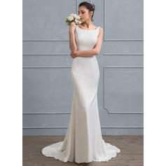 satin wedding dresses online