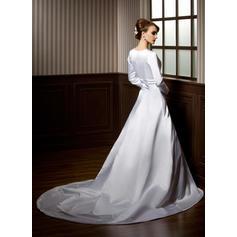 vestidos de novia islámicos hijab
