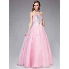 les robes de bal du district de la mode