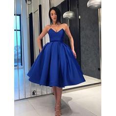 homecoming kjoler halter
