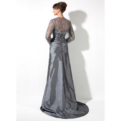 flattering mother of the bride dresses for plus sizes with jacket