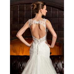 sequined brudekjoler plus størrelse