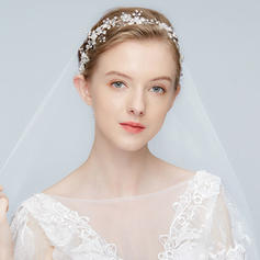 "Headbands Wedding/Special Occasion/Art photography Alloy 14.96""(Approx.38cm) 2.36""(Approx.6cm) Headpieces"