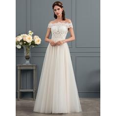 manga longa vestidos de noiva inverno