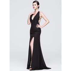 women short evening dresses
