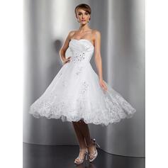robes de mariée simples blanches