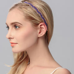 "Headbands Wedding/Special Occasion/Party Rhinestone 9.84""(Approx.25cm) 0.51""(Approx.1.3cm) Headpieces"