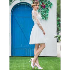simple classic elegant wedding dresses