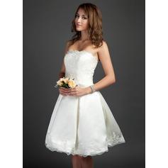 plus size argento inverno abiti da sposa