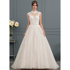 t length wedding dresses