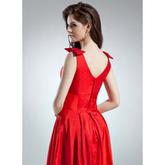 vestidos de dama de honor diferentes longitudes