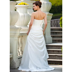 a line cheap wedding dresses