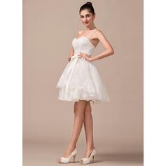 simple floor length wedding dresses