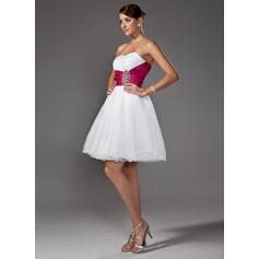 robes de mariée rouges sexy