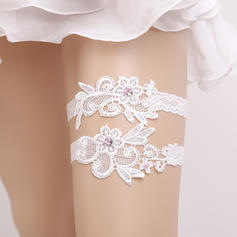 Garters Bridal/Lady Wedding/Special Occasion Lace Elegant Garter