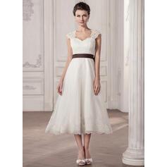 simple elegant satin wedding dresses