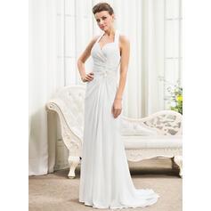 linda mãe de vestidos de noiva
