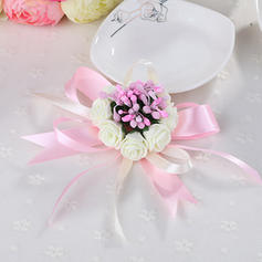 Wrist Corsage Wedding Fabric Fascinating Wedding Flowers
