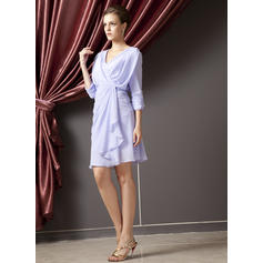 newdeve chiffon mother of the bride dresses